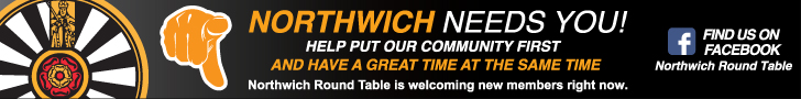 Northwich Need You! Help put our community first and have a great time at the same time.