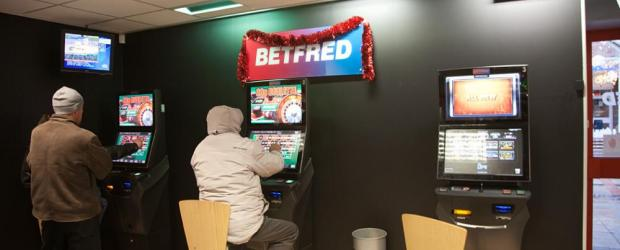 BetFred in the Town Square