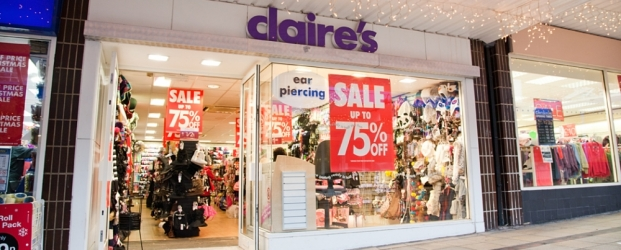 Claire's Accessories on Market Way