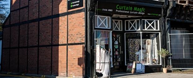 Curtain Magic on the High Street