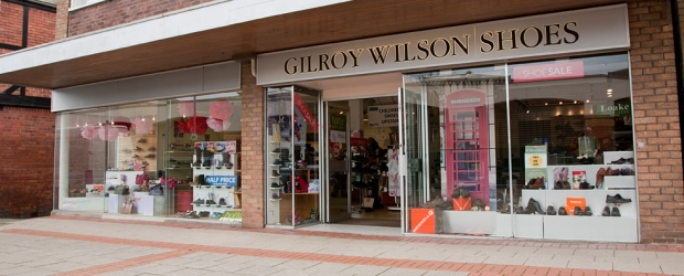 Gilroy Wilson Shoes on Market Street