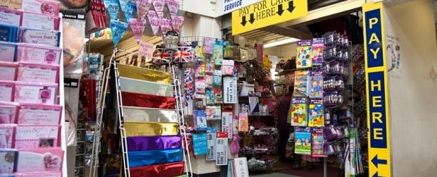 Quick Frame in Northwich Indoor Market