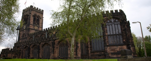 St Helens Church Northwich
