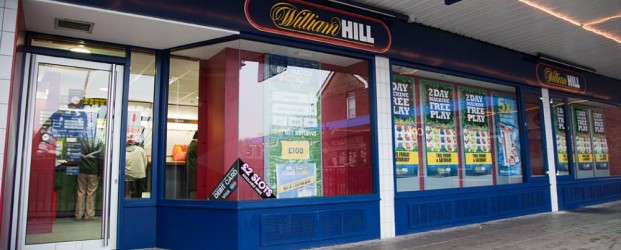 William Hill Bookmakers on The Arcade