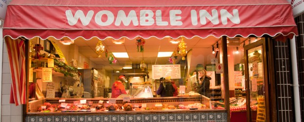 The Womble Inn on the Arcade