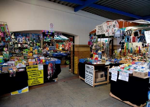 Abdul's Phone Accessories & Electronics on Northwich Outdoor Market