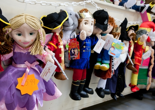 Bags of Creativity in Northwich Indoor Market