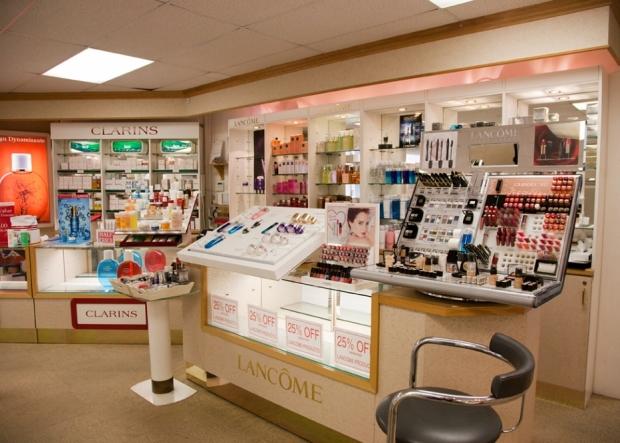 Bratts Perfumery in Bratts Department Store