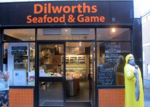 Dilworth's Fish, Poultry & Game on Leicester Street