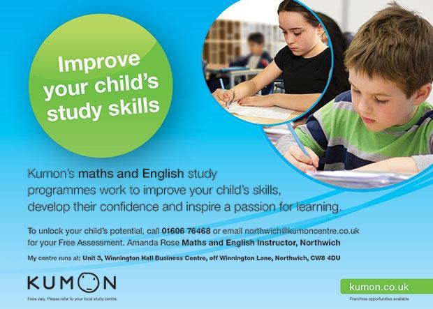 Improve your child`s study skills