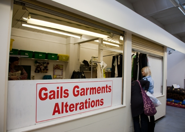 Gail's Garments Alterations in Northwich Indoor Market