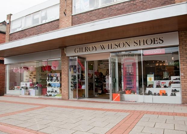 Gilroy Wilson Shoes on Market Street