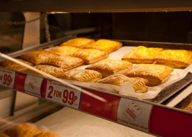Greggs Bakery - Pastries