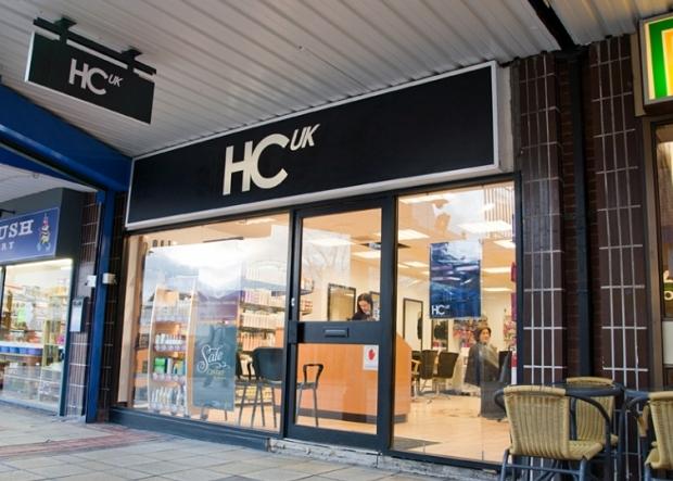 HC UK on Market Way