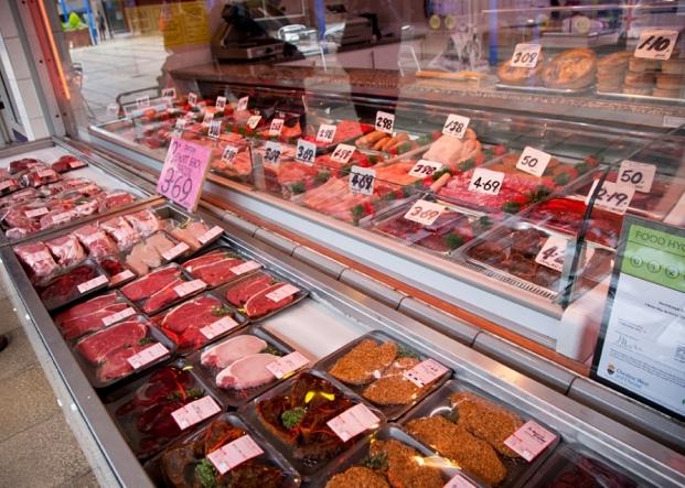 Hormbrey's Butchers on Market Way
