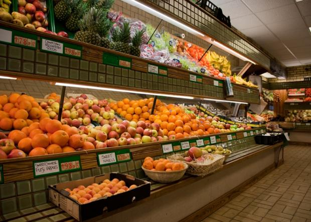 J Griffiths Greengrocers - Fresh Fruit