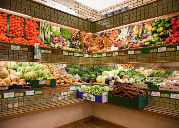 J Griffiths Greengrocers - Fresh Vegetables