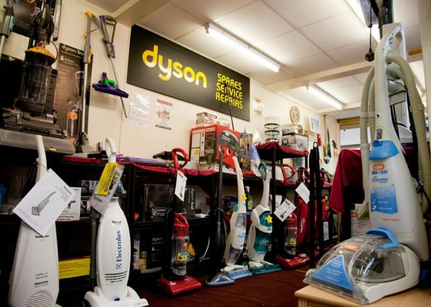 Northwich Homespares - Vacuum Cleaner Spares, Repairs and Services