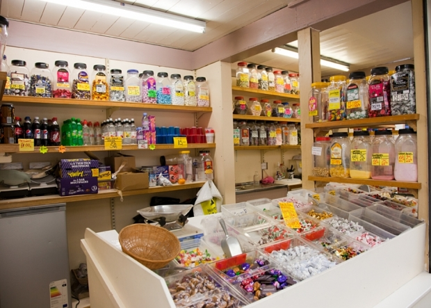 Nosy Parker Traditional Sweet Stall in Northwich Indoor Market