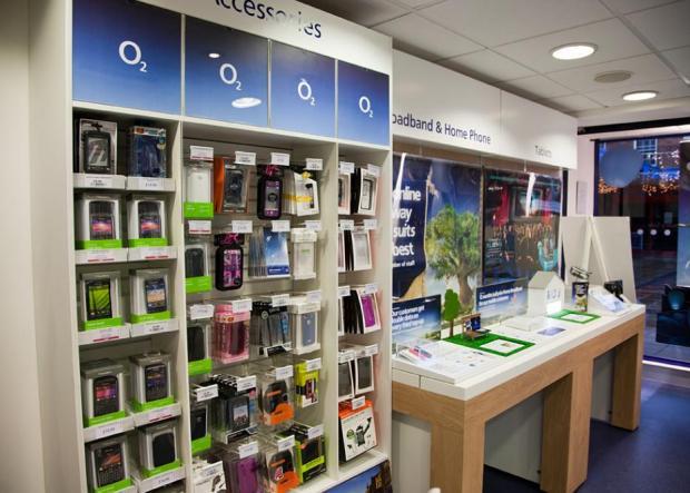 O2 - Mobile Phone Accessories