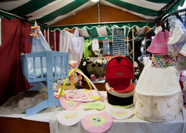 R & T Baby Needs on Northwich Outdoor Market