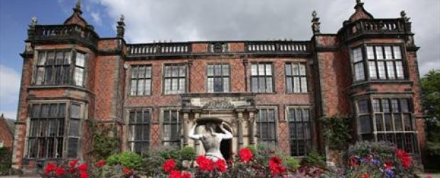 Arley Hall near Northwich