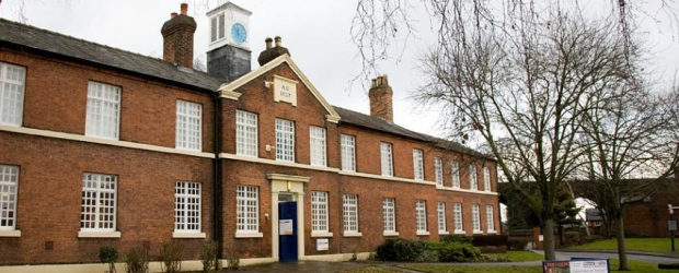 Weaver Hall Museum and Workhouse in Northwich