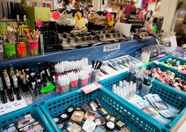 The Beauty Box in Northwich Indoor Market