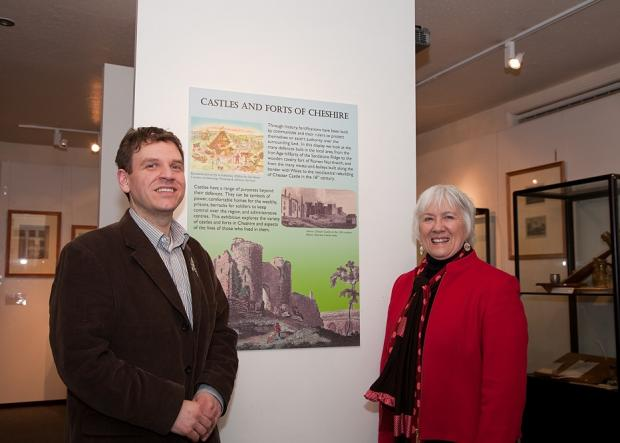 Weaver Hall Museum - An Exhibition is Launched