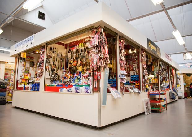Northwich Homespares in Northwich Indoor Market