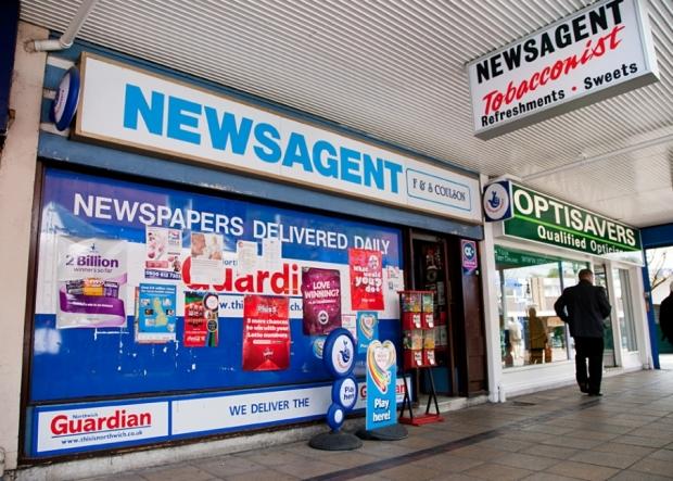 Northwich News on Market Way