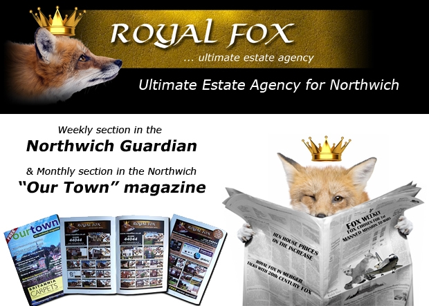 Royal Fox Estate Agency in the Papers