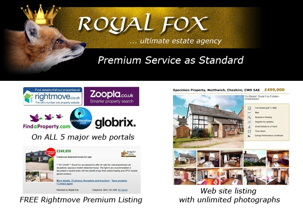Royal Fox Estate Agency Premium Service