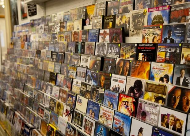 Macks Music & Media on Northwich Indoor Market